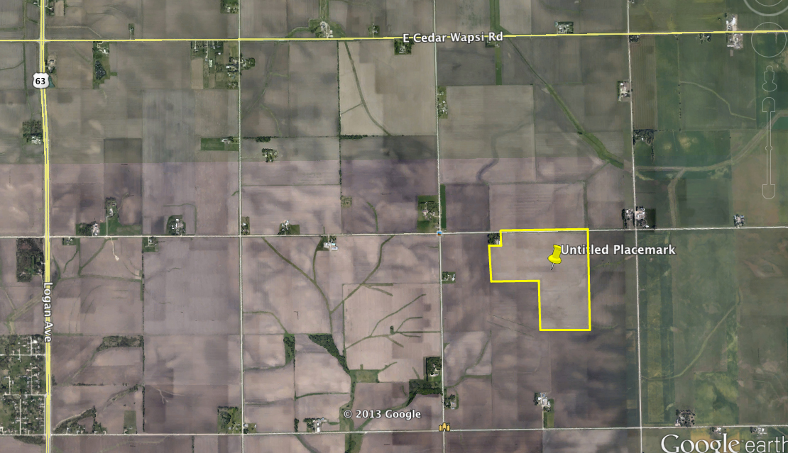 115 Acres for Sale in Black Hawk County | Waterloo, Iowa