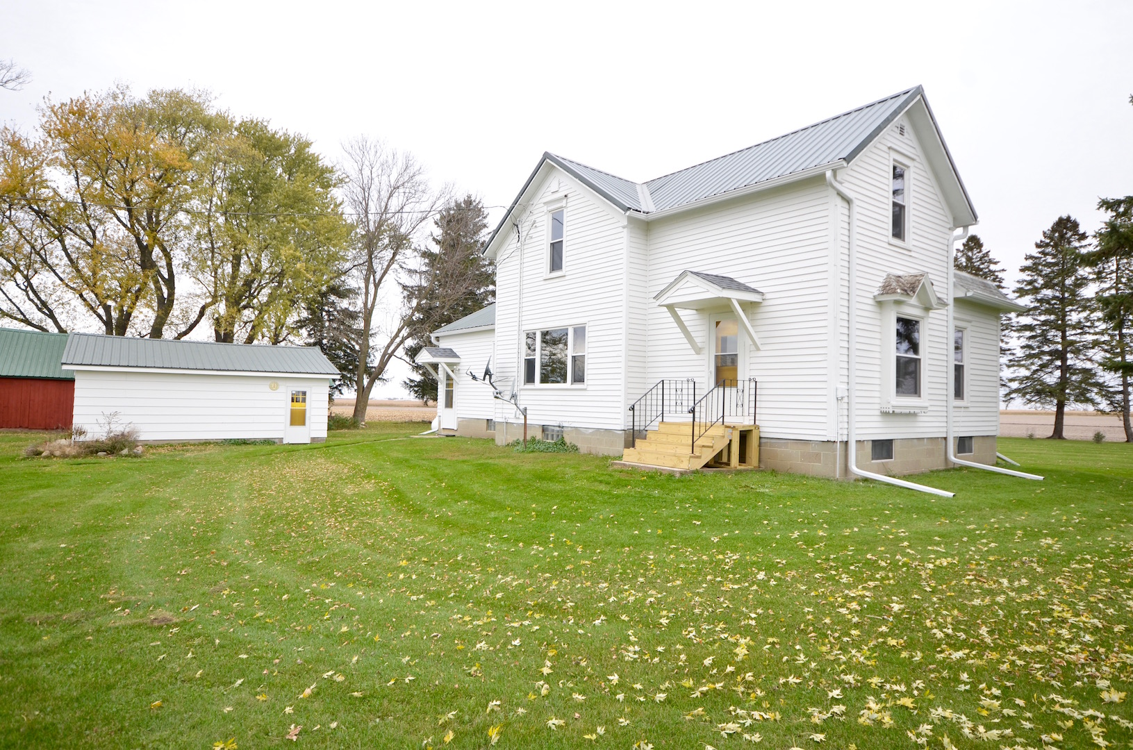 1580 Usher Ave. Sumner, IA | Acreage for Sale