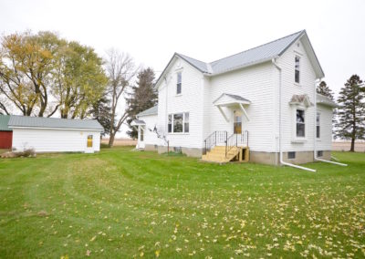 1580 Usher Ave. Sumner   Iowa Acreage For Sale