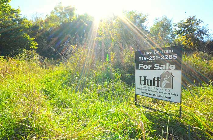 60 Acres of Hunting Land for Sale in Tama County, Iowa