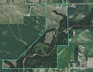 $620,000   158 Acres Black Hawk County