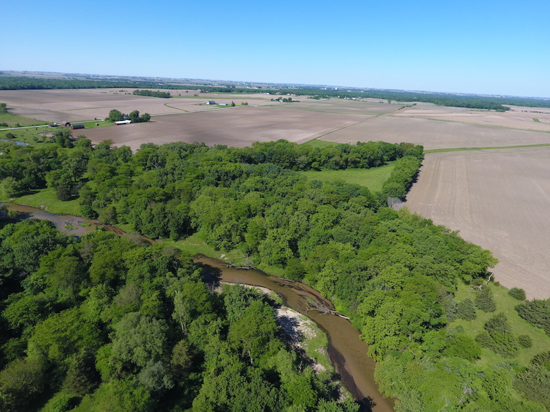 158 Acres for Sale in Black Hawk County