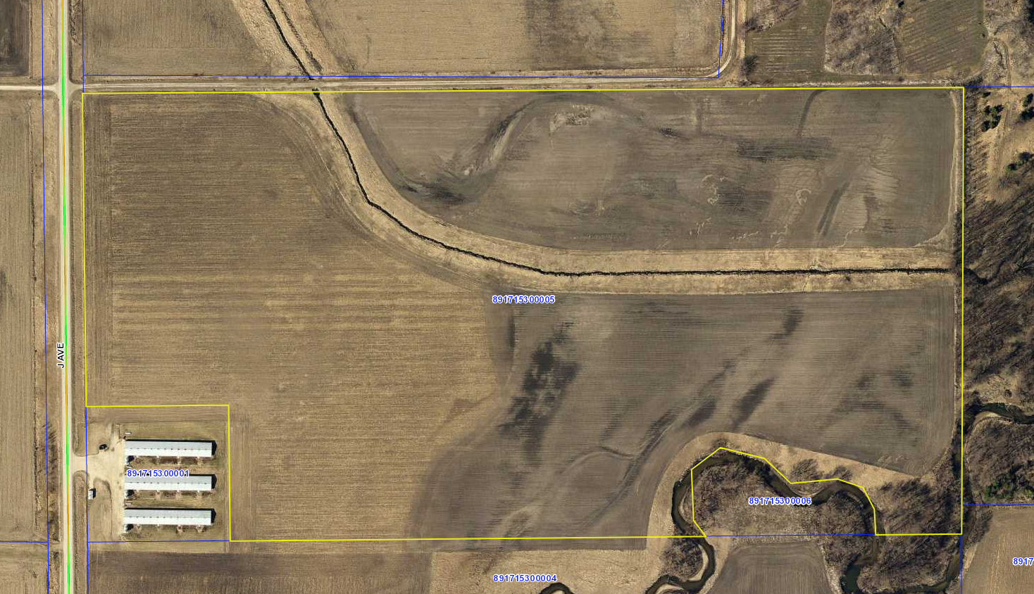 74 Acres Grundy County | Iowa Land For Sale