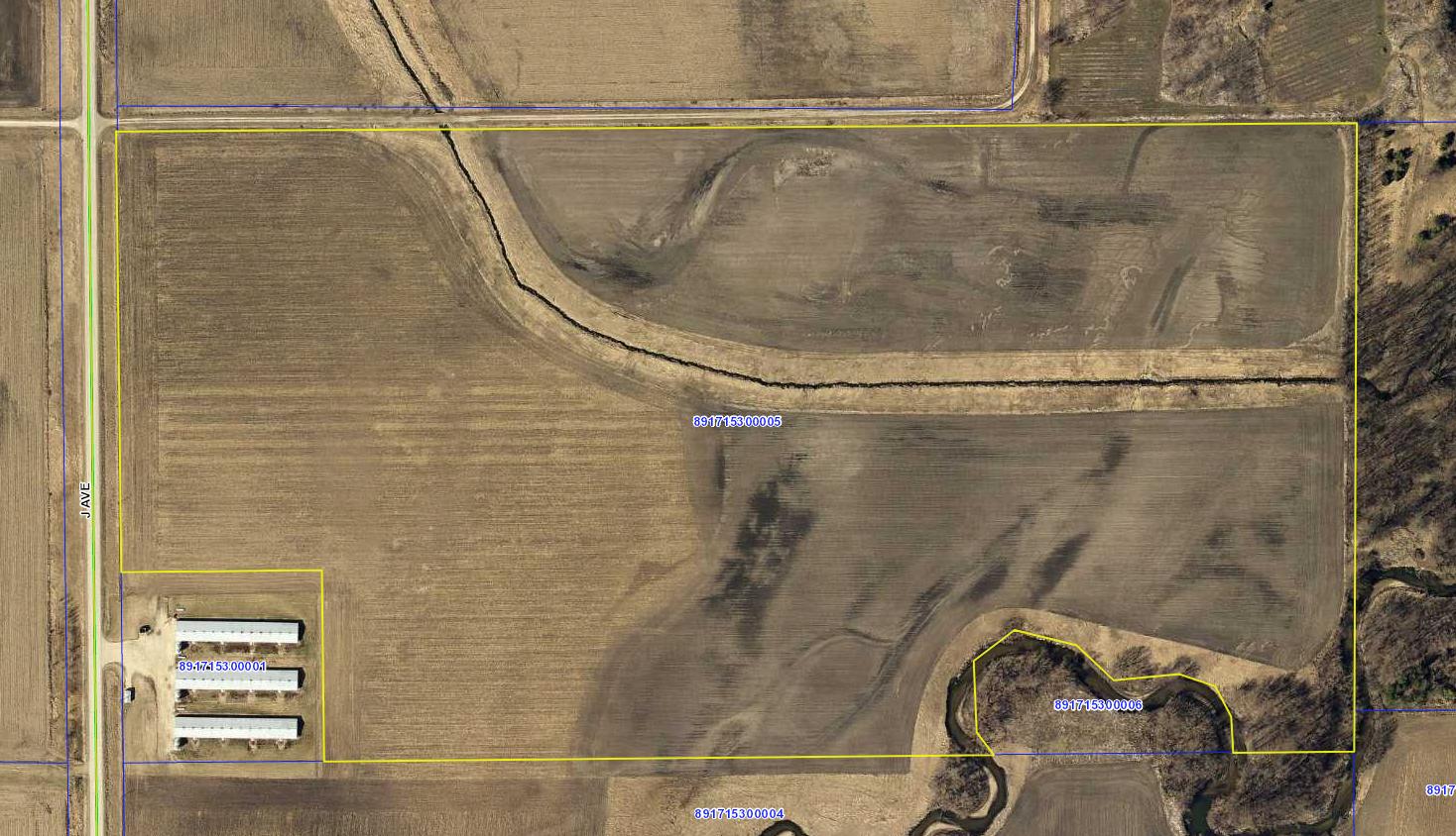 74 Acres Grundy County   Iowa Land For Sale