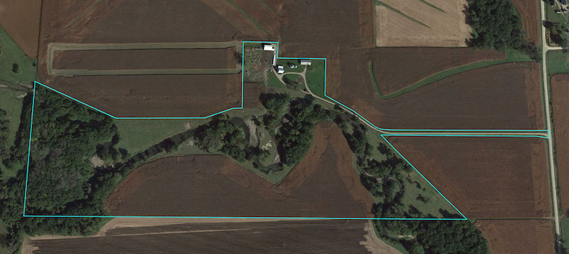 24135 Birch Ave. Dumont, Iowa | Cattle Farm for Sale