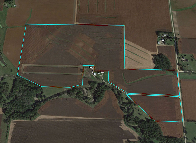 136 Acres Butler County, Iowa | Land For Sale