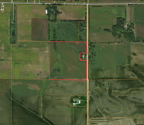 38 Acres for Sale in Butler County | Farmland