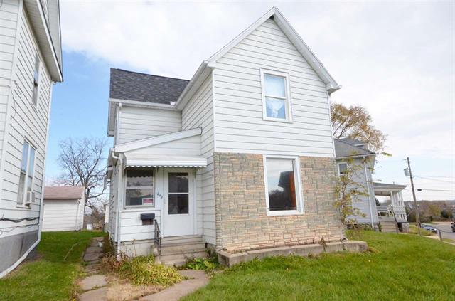 1249 South St. Waterloo, Iowa | Home for Sale