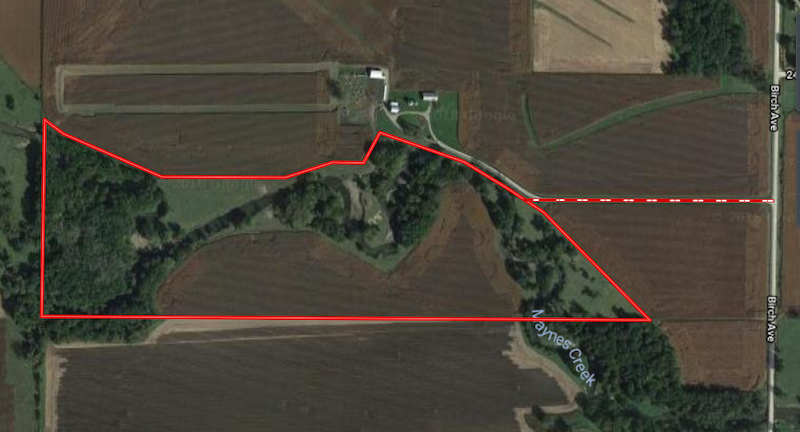 56 Acres For Sale | Butler County Iowa Land