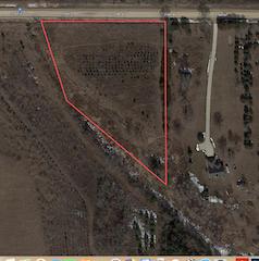 3.3 Acres M/L Butler County | Rural Building Lot For Sale | Huff Land Co.