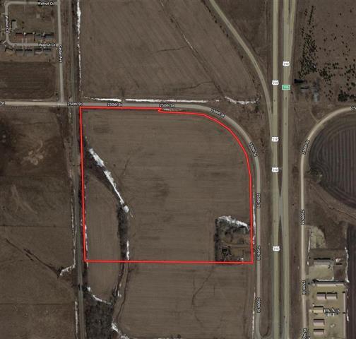 40 Acres Bremer County   Iowa Farmland for Sale
