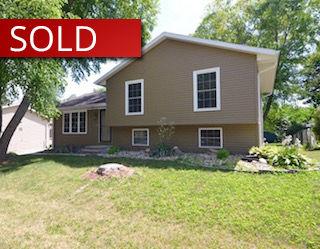 $169,900 | 3710 Briarwood Dr. Cedar Falls