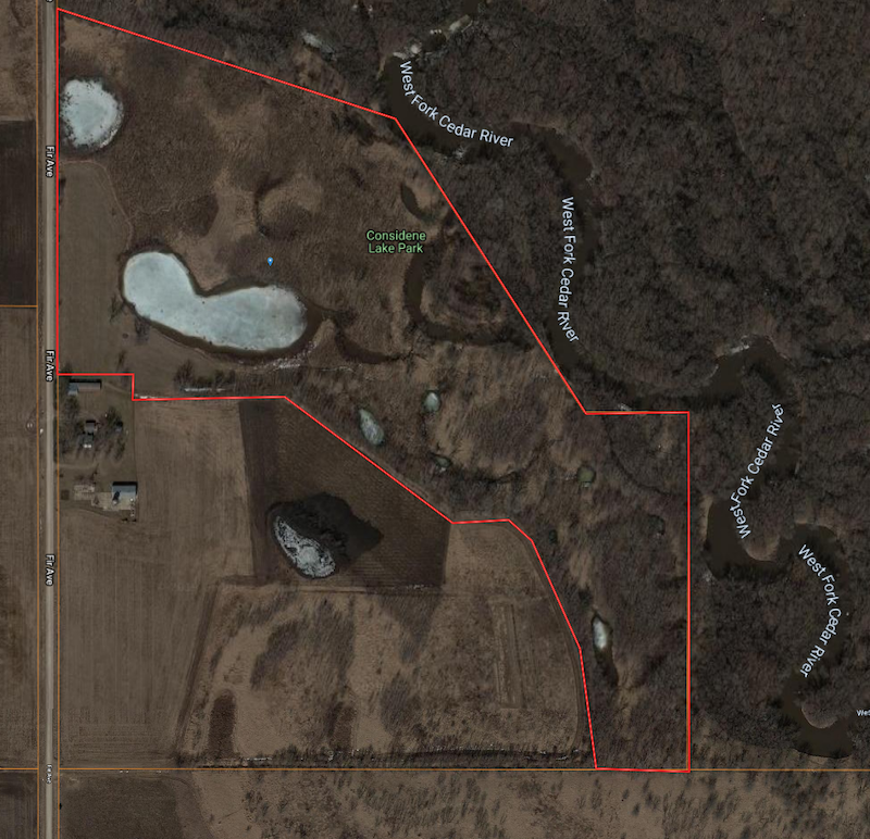 48 Acres Butler County Iowa | Land for Sale
