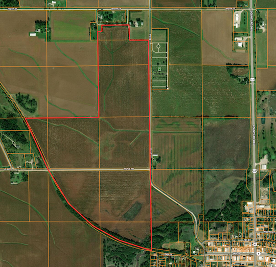 220 Acres Tama County   Iowa Farmland for Sale