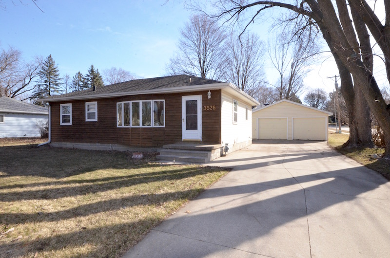 3526 Homeway Dr. Cedar Falls, Iowa