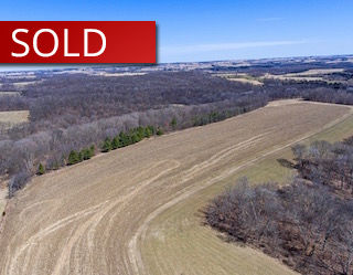 203 Acres m/l Allamakee County