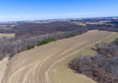 203 Acres m/l Allamakee County | Iowa Land For Sale | Huff Land Co.