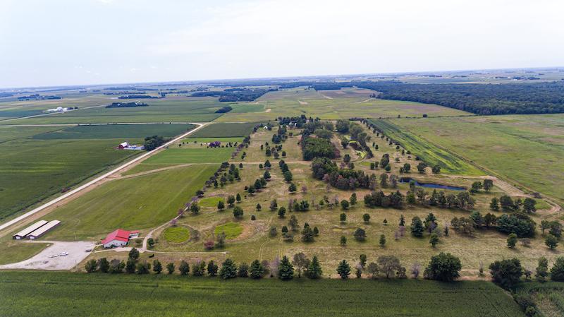 2652 Vine Ave. Fairbank, Iowa | Land for Sale