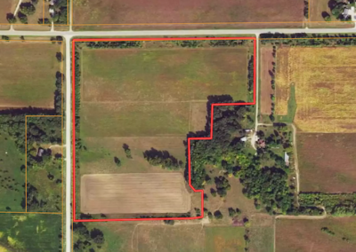 35 Acres Butler County | New Hartford Land For Sale | Huff Land Company