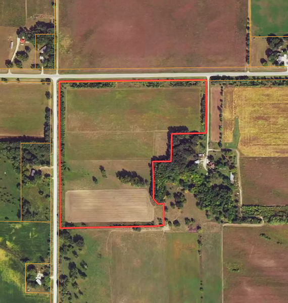 35 Acres for Sale | Butler County, Iowa