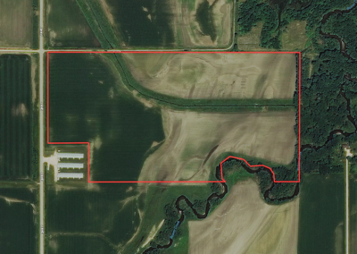 73 Acres m/l Grundy County | Farmland for Sale | Huff Land Company