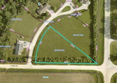 1091-6 175th St. Jesup | Acreage Building Lot | Huff Land Company