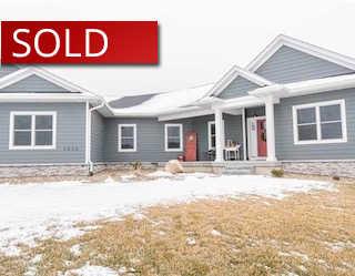 $529,900 | 4828 Prairie Dock Rd. Cedar Falls