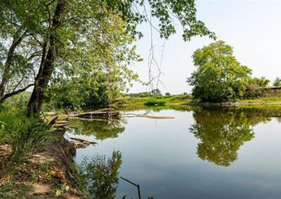 Janesville Acreage for Sale | 115 Bluff Drive | Huff Land Company