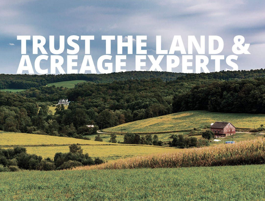 Trust the Land and Acreage Experts