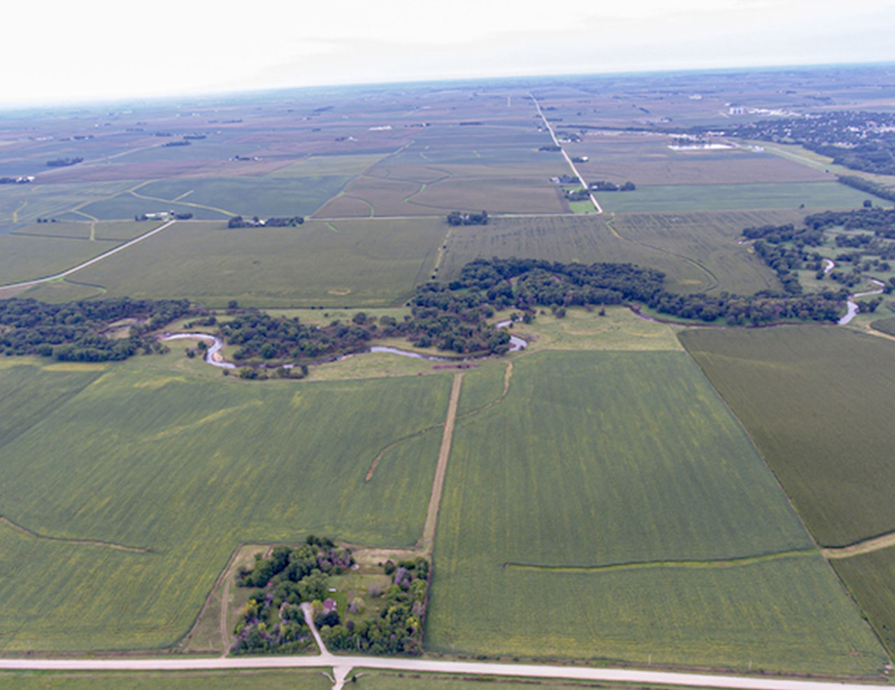 160 Acres for Sale in Tama County, Iowa