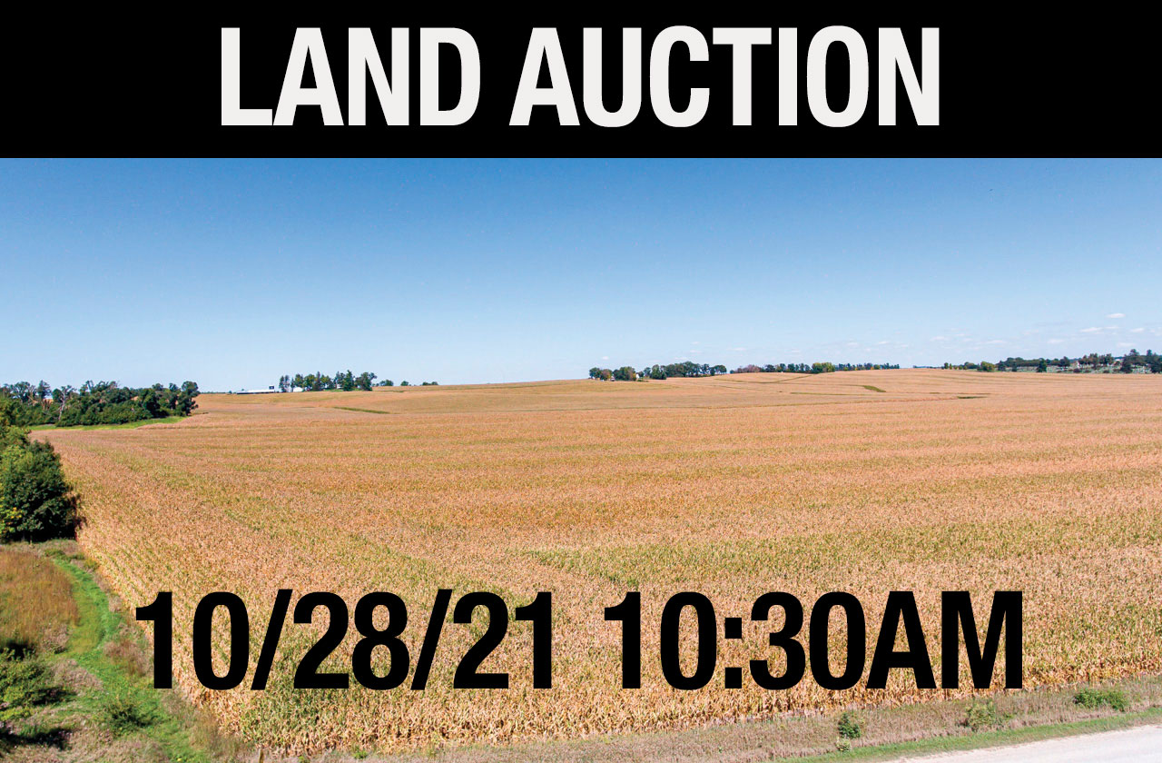 150 Acres of Land for Sale in Traer