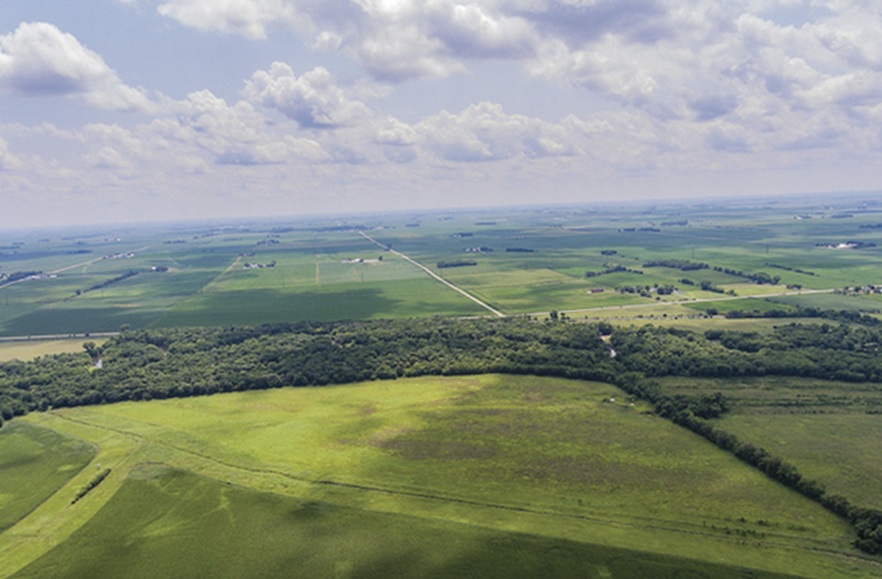 78 Acres of Hunting Land for Sale in Butler County, Iowa